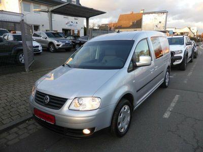 gebraucht VW Caddy Maxi Life 2.0L TDI,Klima,Stdzg,PDC,SHZ,AHK