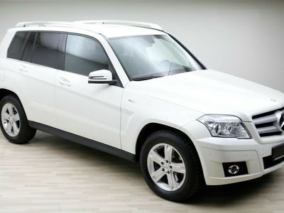 gebraucht Mercedes 350 GLK 4-MATICCDI AUTOMATIK 7G-TRONIC