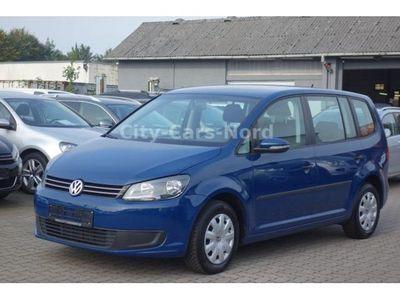 gebraucht VW Touran 1.6 TDI Trendline/ Klima/ El.Fenster