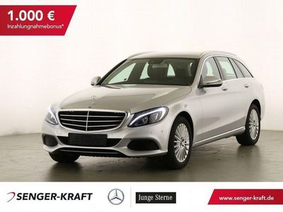 used Mercedes C180 T-Modell