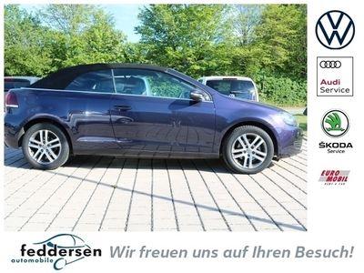 gebraucht VW Golf Cabriolet VI 1.2 TSI BMT KLIMA ALU