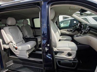 gebraucht Mercedes V250 BT Edition COMAND Park-Assist Sportpaket AHK