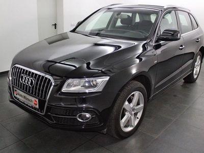 gebraucht Audi Q5 2.0 TDI quattro S tronic 2 * S-Line, AHK, Xenon