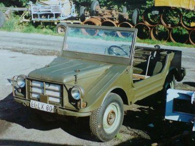 gebraucht DKW Munga in einem guten Zustand.