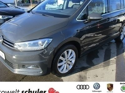 used VW Touran 2.0 TDI BMT HIGHLINE DSG/LED/NAVI