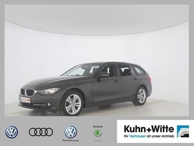 gebraucht BMW 320 3er - i Sport Line *Leder,HeadUp,Panormadach