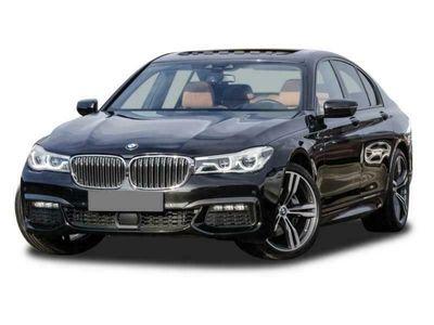 gebraucht BMW 740 740 d xDrive Limousine - M Sportpaket Head-Up