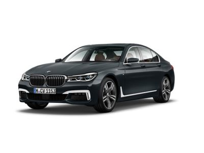 käytetty BMW 740 d xDrive M Sportpaket Glasdach Head Up Leder