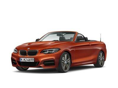 gebraucht BMW M240 240Steptronic Cabrio Navi Prof. Sport Aut.