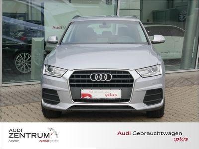 gebraucht Audi Q3 2.0 TDI Euro 6, Sitzheizung vorne, Xenon Navi