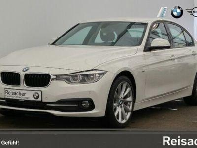 gebraucht BMW 320 d xDrive Lim Sport,Navi,AHK,LED,PDC,uvm