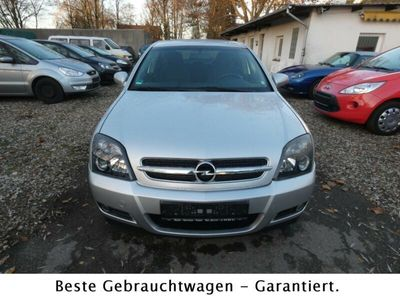used Opel Vectra GTS Vectra C Lim.