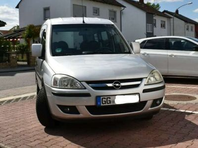 gebraucht Opel Combo 1.6 CNG Edition KLIMA, NAVI, AHK, EPH