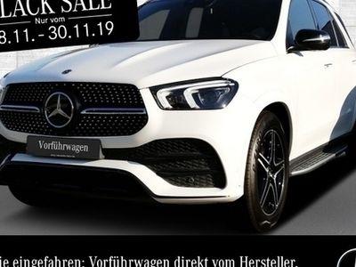 gebraucht Mercedes GLE450 AMG AMG+360-Kamera+DISTRONIC+MultiLED+MBUX