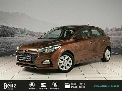 gebraucht Hyundai i20 YES! Automatik*PTC*Sitzheizung Rückfahrkamera