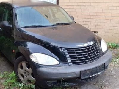 gebraucht Chrysler PT Cruiser 2.0 Limited KLIMA AHK EL.FH ABS ESP