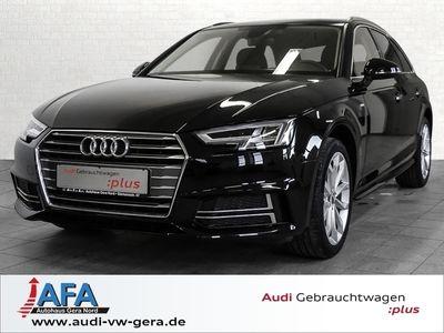 gebraucht Audi A4 Avant 1,4 TFSI Design 2x S-Line,LED,Sitzhzg