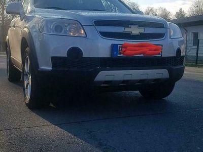 gebraucht Chevrolet Captiva (LPG-GAS ANLAGE)