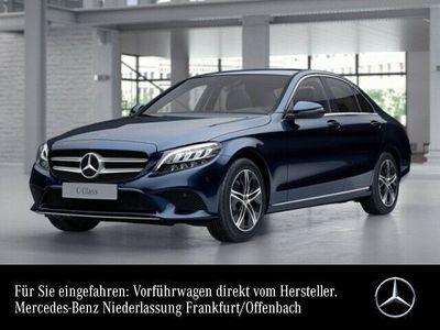 gebraucht Mercedes C160 Avantgarde LED PTS 9G Sitzh Sitzkomfort