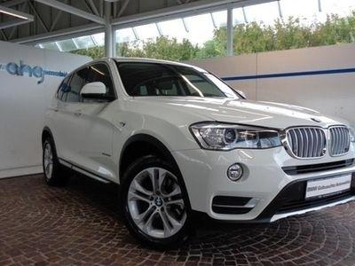 gebraucht BMW X3 xDrive30d Sport-Aut. Navi Xenon Sitzheizung Tempomat