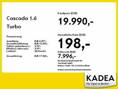gebraucht Opel Cascada 1.6 Turbo bei Gebrachtwagen.expert