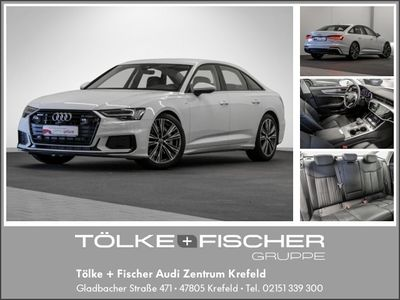 gebraucht Audi A6 Limousine sport 55 TFSI quattro 250 kW (340 PS) S tronic