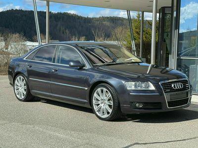 gebraucht Audi A8 4.2 TDI DPF quattro als Limousine in Tuttlingen