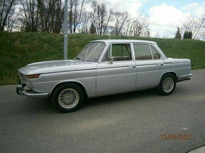 gebraucht BMW 2000 tilux neue Klasse
