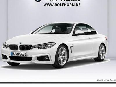 gebraucht BMW 420 d Cabrio M Sportpaket RKam PDC HIFI EURO 6