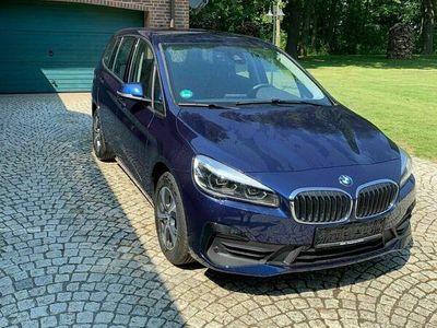 gebraucht BMW 216 Baureihe 2 Gran Tourer i Navi,LED
