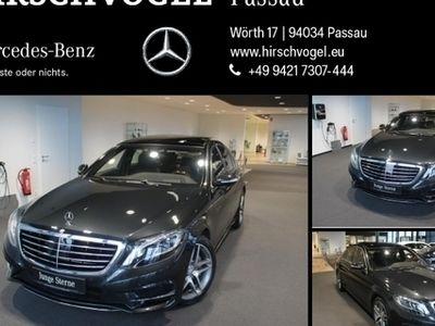 gebraucht Mercedes S500 4M AMG-Line+AIRMATIC+Standheiz+Distron+TV