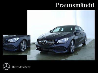 gebraucht Mercedes CLA220 4M SB AMG Distronic/LED/Tot/Memory/Eu6d