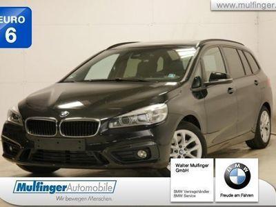gebraucht BMW 220 Gran Tourer d ACC Kamera PanoDach UPE:54297,- (Navi