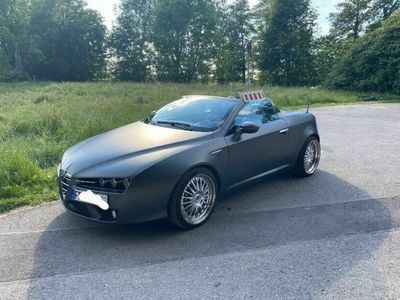 gebraucht Alfa Romeo Spider 2.4 Jdtm Mega Optik auch...