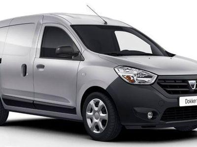 gebraucht Dacia Dokker Express TCe 130, Radio, ZV-fern, el. FH, Ersatzrad... TCe 130