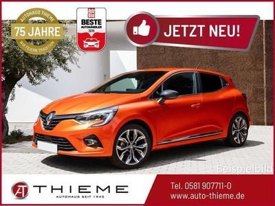 gebraucht Renault Clio Intens 1.0 TCe 100 X-Tronic - Navi/Voll-...