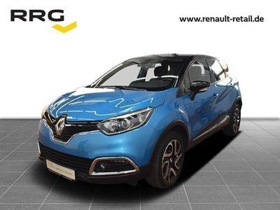 gebraucht Renault Captur 1.5 DCI 90 FAP INTENS EURO 6 SUV