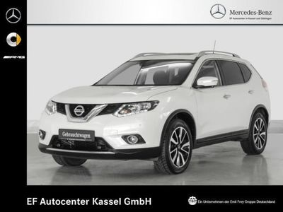 brugt Nissan X-Trail 2.0 dCi Xtronic N-Vision