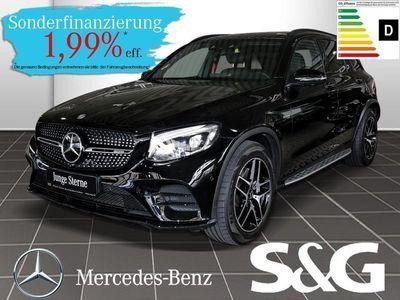 gebraucht Mercedes GLC43 AMG AMG 4MATIC Distronic/360°/PanoDach/COMAND