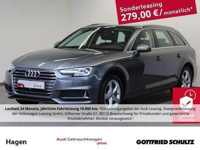 gebraucht Audi A4 Avant 40 S-tronic XEN+NAV+GRA+DAB+SHZ g-tron