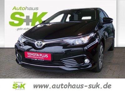 brugt Toyota Auris Design Edition1,6-l-D-4D 6-Gang