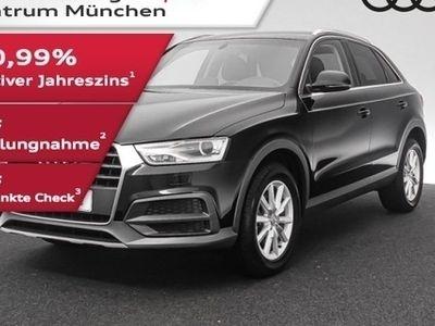gebraucht Audi Q3 Design 2.0 TDI Navi/PDC/SitzHzg