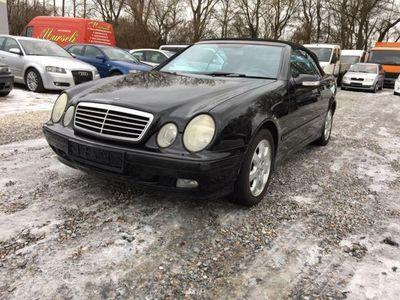 gebraucht Mercedes CLK200 Cabrio 200 Kompressor