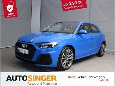 gebraucht Audi A1 Sportback S line 40 TFSI S tronic *Virtual*LED*Alu18'*GRA*SHZ*