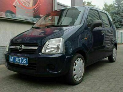 gebraucht Opel Agila Basis/TÜV NEU/SERVICE NEU/8 FACH BEREIFT