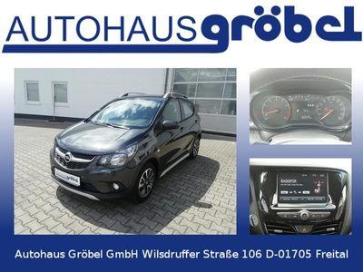 gebraucht Opel Karl Rocks 1.0 Klima,Parsensoren,Tempomat