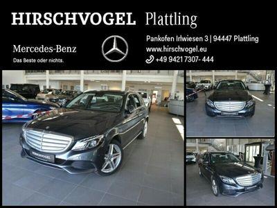 gebraucht Mercedes C250 d 4M