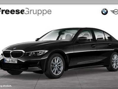 gebraucht BMW 318 d Limousine Advantage LED Tempomat Klimaaut.