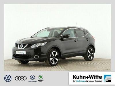 gebraucht Nissan Qashqai 1.2 DIG-T N-Connecta 4x2 *EU6,Visia,Navigation,Sit