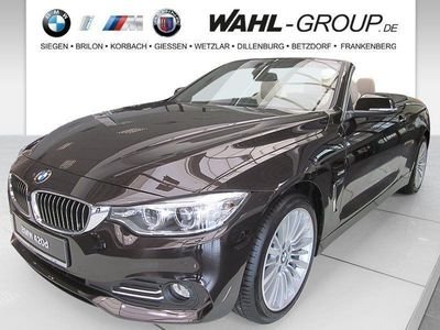 gebraucht BMW 420 d Cabrio Luxury Line